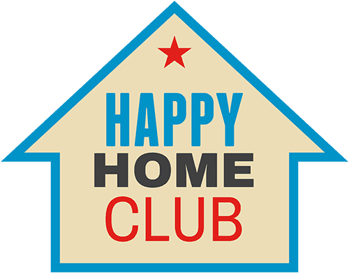 Happy Home Badge